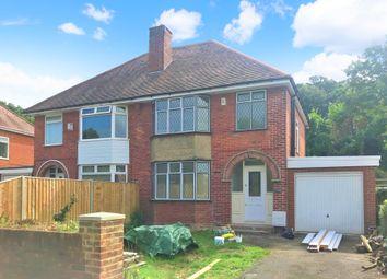Thumbnail 3 bed semi-detached house to rent in Mousehole Lane, Southampton