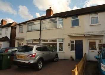 Thumbnail 3 bed terraced house for sale in Kenilworth Gardens, Staines-Upon-Thames, Surrey
