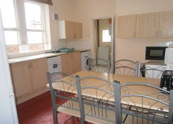 Thumbnail 7 bed town house to rent in Granville Gardens, Jesmond