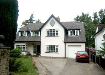 Thumbnail 5 bed detached house to rent in Rossmoyne, Cheadle H