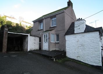 Thumbnail 3 bed cottage for sale in Fore Street, West Looe Cornwall