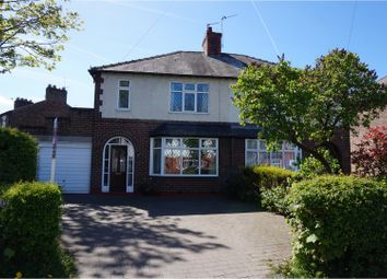 Thumbnail 3 bed semi-detached house for sale in Green Lane, Warrington