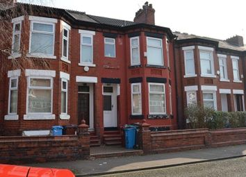 Thumbnail 5 bedroom property to rent in Kensington Avenue, Victoria Park, Manchester