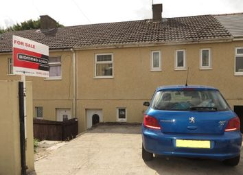 Thumbnail 3 bed terraced house for sale in Heol Helig, Brynmawr, Ebbw Vale