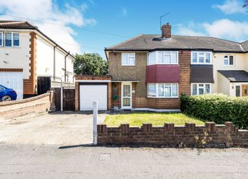 Thumbnail 2 bed semi-detached house for sale in Oak Lodge Avenue, Chigwell