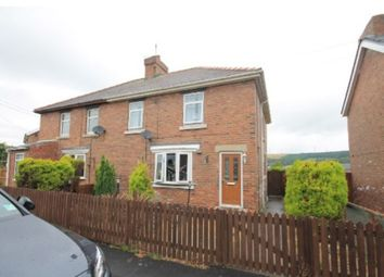 Thumbnail 4 bed semi-detached house for sale in 78 The Crescent Langley Park, Durham, County Durham