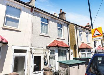 Thumbnail 3 bed end terrace house for sale in Bensham Lane, Thornton Heath