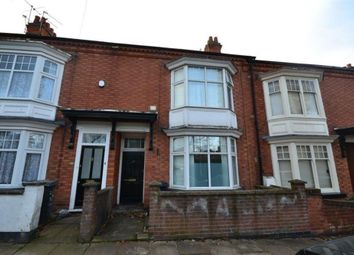Thumbnail 5 bed terraced house to rent in St Leonards Road, Clarendon Park, Leicester