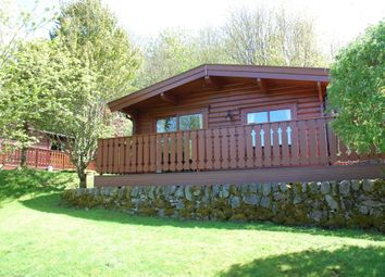 Thumbnail 3 bedroom lodge for sale in 5 Kipp Paddock, Kippford