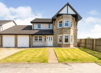 Thumbnail 4 bed detached house for sale in Fleurs Park, Stirling