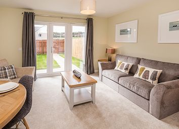 "Thumbnail 2 bedroom terraced house for sale in ""Aberwood Mid"" at Greystone Road, Alford"