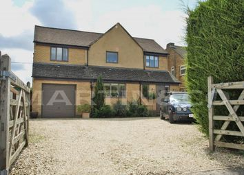 Thumbnail 5 bed detached house to rent in Main Road, Long Hanborough, Witney