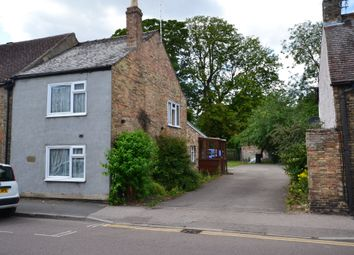 Thumbnail 2 bed end terrace house to rent in Broad Street, Ely