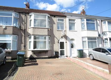 Thumbnail 3 bed terraced house to rent in Sadler Road, Radford, Coventry