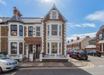 Thumbnail 5 bedroom end terrace house for sale in Lochaber Street, Roath, Cardiff