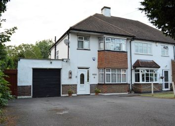 Thumbnail 3 bed semi-detached house for sale in Northey Avenue, Cheam