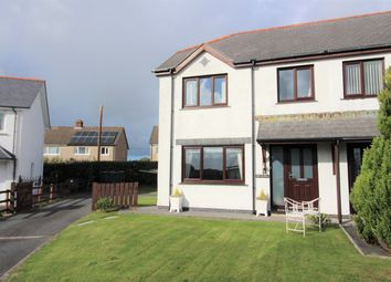 Thumbnail 3 bed semi-detached house for sale in 11A Maes Iwan, Ffosyffin, Aberaeron