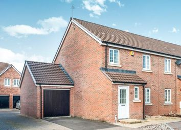 Thumbnail 3 bed end terrace house for sale in St. Mawgan, Kingsway, Gloucester, Gloucestershire