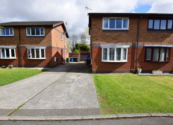Thumbnail 2 bedroom semi-detached house for sale in Byron Avenue, Warton, Preston