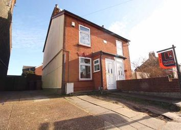 Thumbnail 3 bed semi-detached house for sale in Newton Road, Ipswich