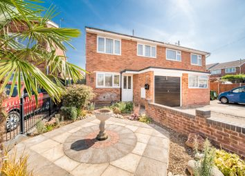 Thumbnail 3 bed semi-detached house for sale in Great How, St. Ives, Huntingdon