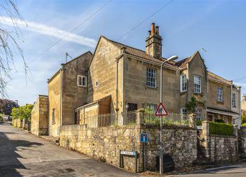 Thumbnail Semi-detached house for sale in High Street, Bathampton, Bath