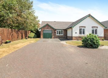 Thumbnail 3 bed detached bungalow for sale in The Hawthorns, Wigton