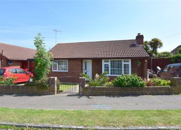 Thumbnail 2 bed bungalow for sale in Manor Way, Lancing, West Sussex