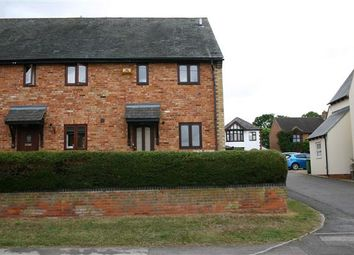 Thumbnail 2 bed end terrace house to rent in Duck Lake Close, Maids Moreton, Buckingham