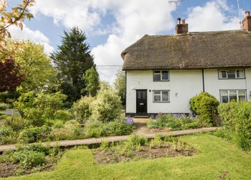 Thumbnail 2 bed cottage for sale in Water End, Ashdon, Saffron Walden