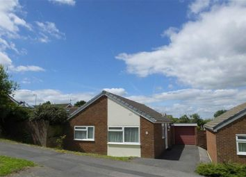 Thumbnail 3 bedroom detached bungalow for sale in Queenborough, Toothill, Swindon