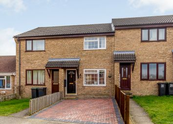 Thumbnail 2 bed terraced house for sale in Wheatfields, Diss