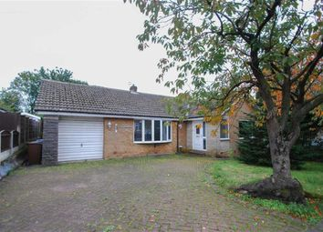 Thumbnail 3 bed detached bungalow for sale in Weaver Drive, Bury, Greater Manchester