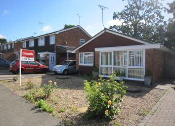 Thumbnail 3 bed detached bungalow for sale in Downsview Drive, Wivelsfield Green, Haywards Heath