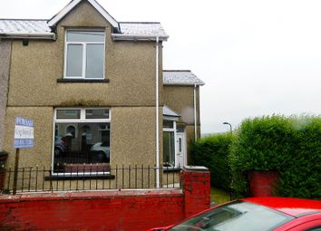 Thumbnail 2 bed end terrace house for sale in Bournville Terrace, Tredegar, Blaenau Gwent.