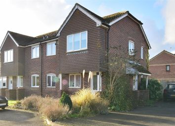 Thumbnail 1 bed maisonette for sale in Camelot Close, Southwater, Horsham, West Sussex