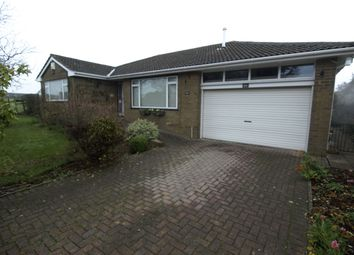 Thumbnail 3 bed detached bungalow for sale in Bedale Drive, Skelmanthorpe, Huddersfield