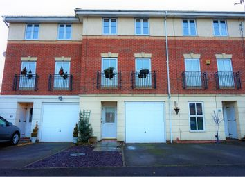 Thumbnail 3 bedroom town house for sale in Willowside Green, Derby
