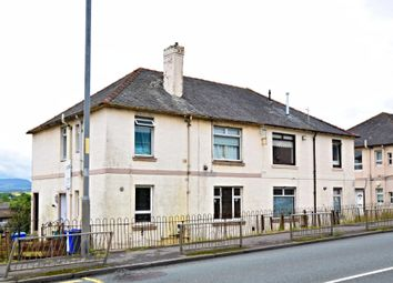 2 bed flat for sale in Cassillis Terrace, Maybole, South Ayrshire KA19
