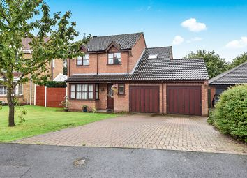 Thumbnail 3 bed detached house for sale in Glendon Street, Stanley Common, Ilkeston