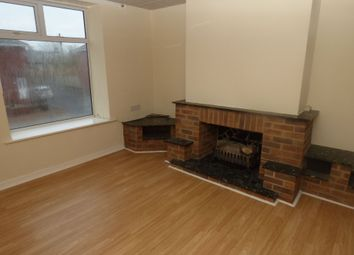 Thumbnail 2 bedroom flat to rent in Front Street, Leadgate, Consett