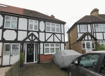 Thumbnail 3 bed semi-detached house for sale in Frederick Road, Sutton