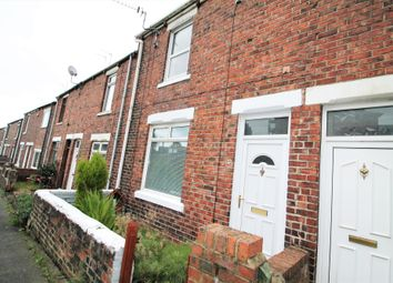 Thumbnail 2 bed terraced house to rent in Ernest Terrace, Chester Le Street