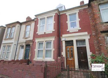 Thumbnail 2 bedroom flat to rent in Woodbine Street, Bensham, Gateshead, Tyne & Wear