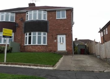 Thumbnail 3 bed semi-detached house to rent in Windsor Drive, Wingerworth, Chesterfield