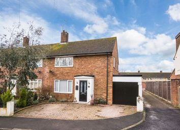 Thumbnail 3 bedroom end terrace house for sale in Pulleys Lane, Hemel Hempstead