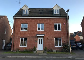 Thumbnail 5 bed detached house for sale in Greensand View, Woburn Sands