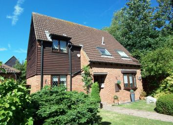 Thumbnail 3 bed detached house to rent in Lower Meadow, Cheshunt, Waltham Cross