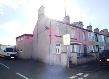Thumbnail 4 bed end terrace house for sale in Alderley Terrace, Holyhead, Anglesey