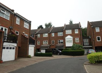 Thumbnail 3 bed town house to rent in Manning Close, East Grinstead
